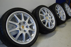 "18"" BBS Sport design split rims"