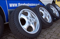 "17"" Cup 2 Alloy wheels"