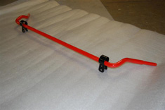 Porsche 944 Anti-roll bar powder coated